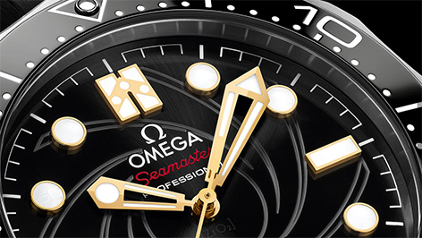 Omega Seamaster 300 Limited Edition james bond 007 OHMSS