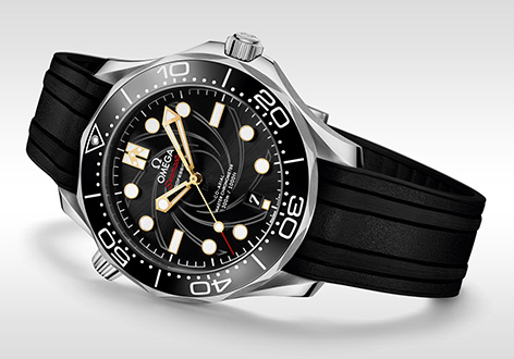 James Bond Omega Seamaster 007 James Bond OHMSS Limited Edition 2019