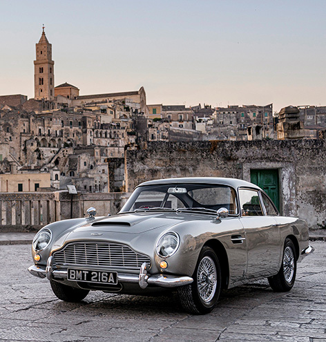 Aston Martin DB5 Matera No Time To Die