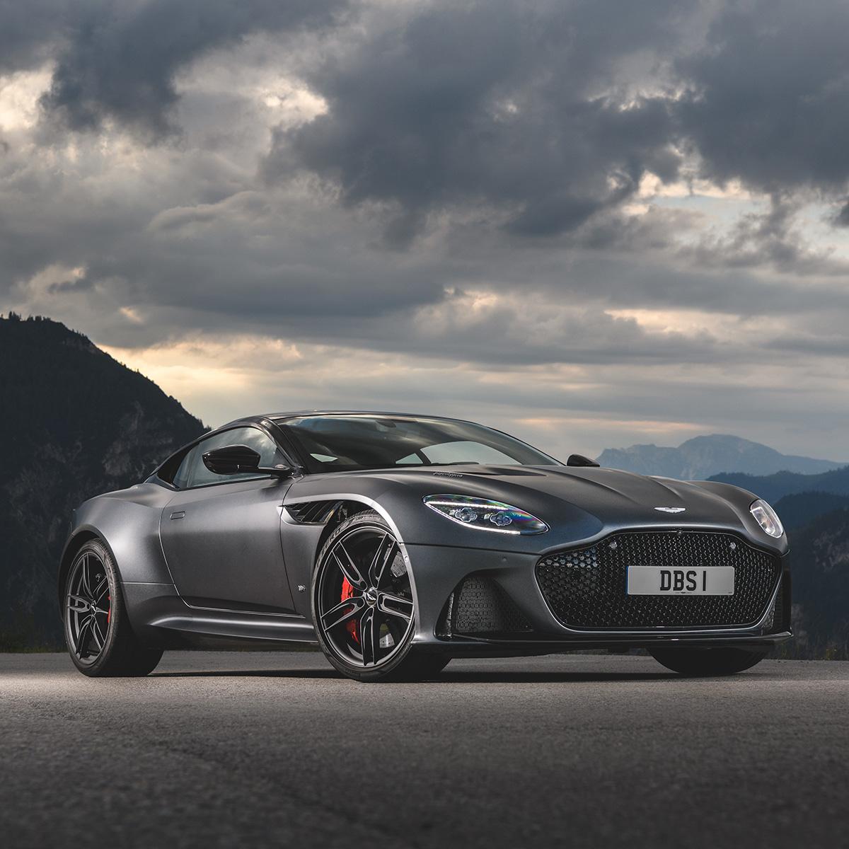 Aston Martin DBS Superleggera Will Join DB5, V8 Vantage