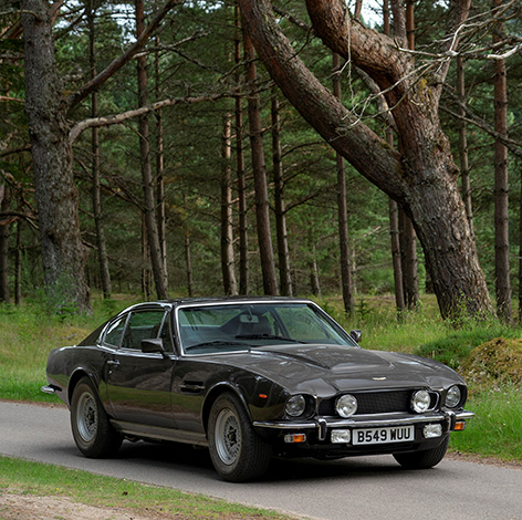 Aston Martin V8 Vantage No Time To Die