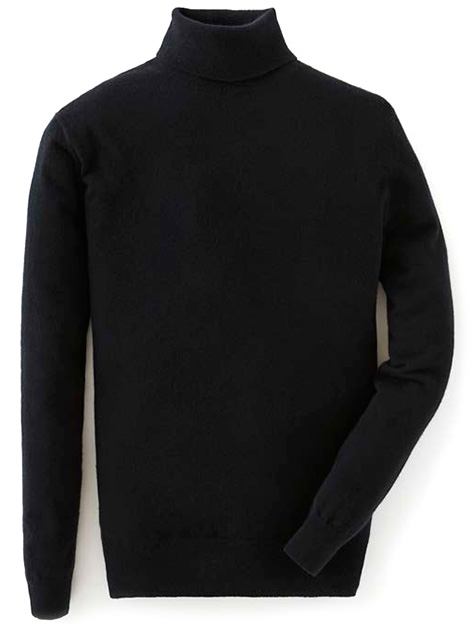 NPeal Live and Let Die turtle neck sweater Roger Moore James Bond