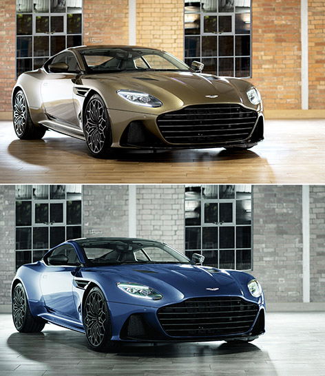 Aston Martin DBS Superleggera OHMSS and Neiman Marcus Fantasy Gifts