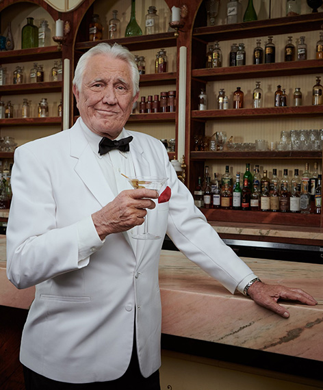 George Lazenby Melbourne Gin ad 3