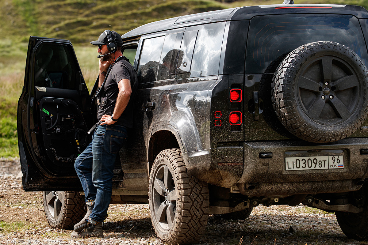 New Land Rover Defender in No Time To Die | Bond Lifestyle