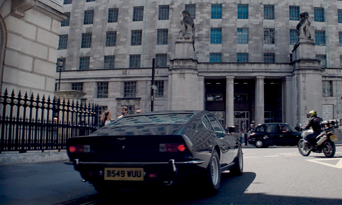Action Vehicles From James Bond Film No Time To Die Now On