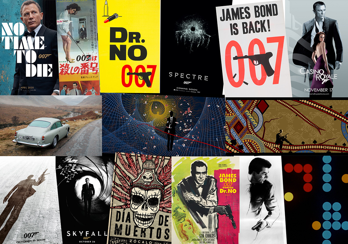 Here S Your Chance To Design A James Bond Poster Inspired By