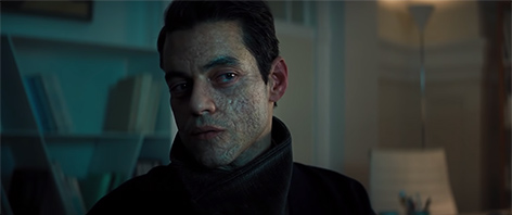 Rami Malek Safin No Time To Die