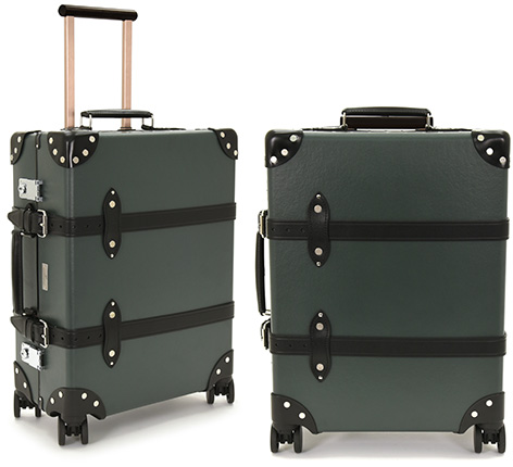 Globe-Trotter No Time To Die Carry-on Trolley Case with 4 wheels
