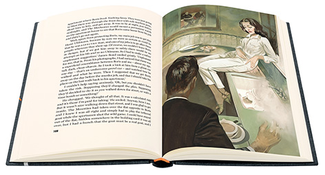 James Bond The Spy Who Loved Me Folio book