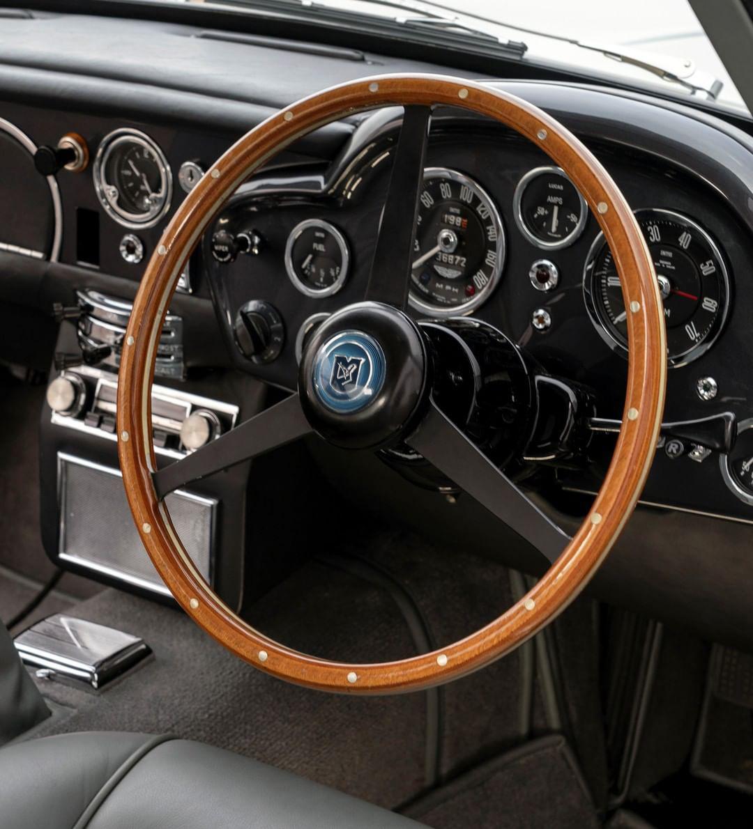 Aston Martin Starts Production Of 25 Db5 Continuation Models Bond Lifestyle