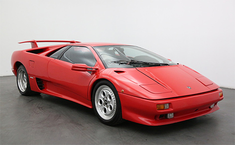 Lamborghini Diablo seen in Die Another Day for sale 1