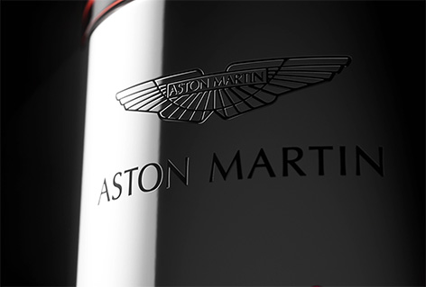 Aston Martin Black Bowmore DB5 1964 whisky piston