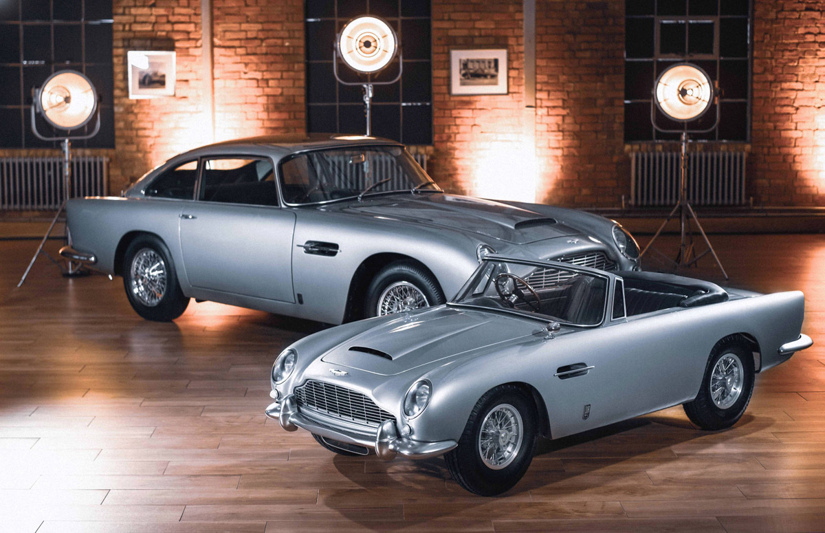 Aston Martin Db5 Junior A Two Thirds Scale Electric Junior Car Of The Iconic Db5 Bond Lifestyle