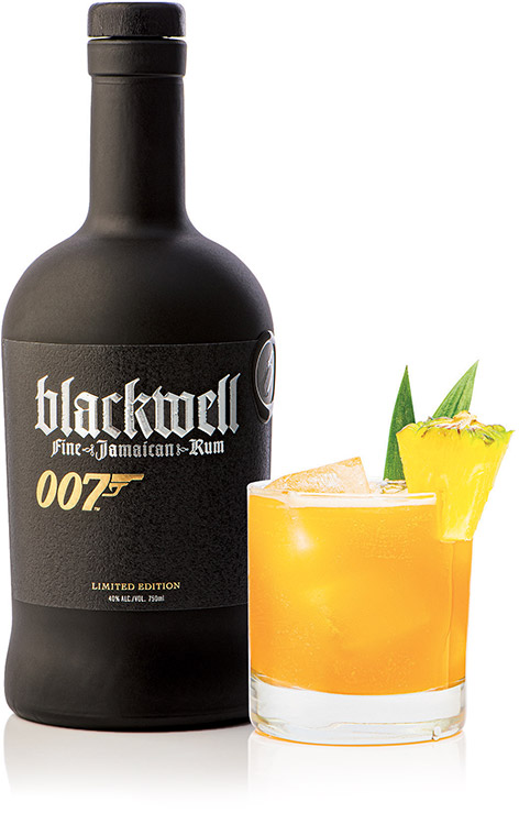 Blackwell Rum 007 Limited Edition