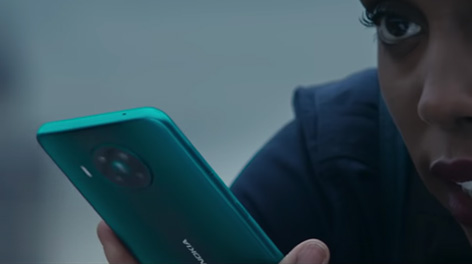 Nokia phone in No Time To Die commercial has changed