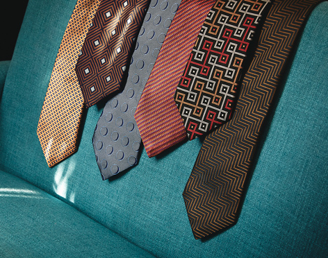 Turnbull & Asser James Bond 007 collection neckties