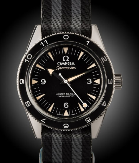 Omega Seamaster 300 SPECTRE Limted Edition Auction