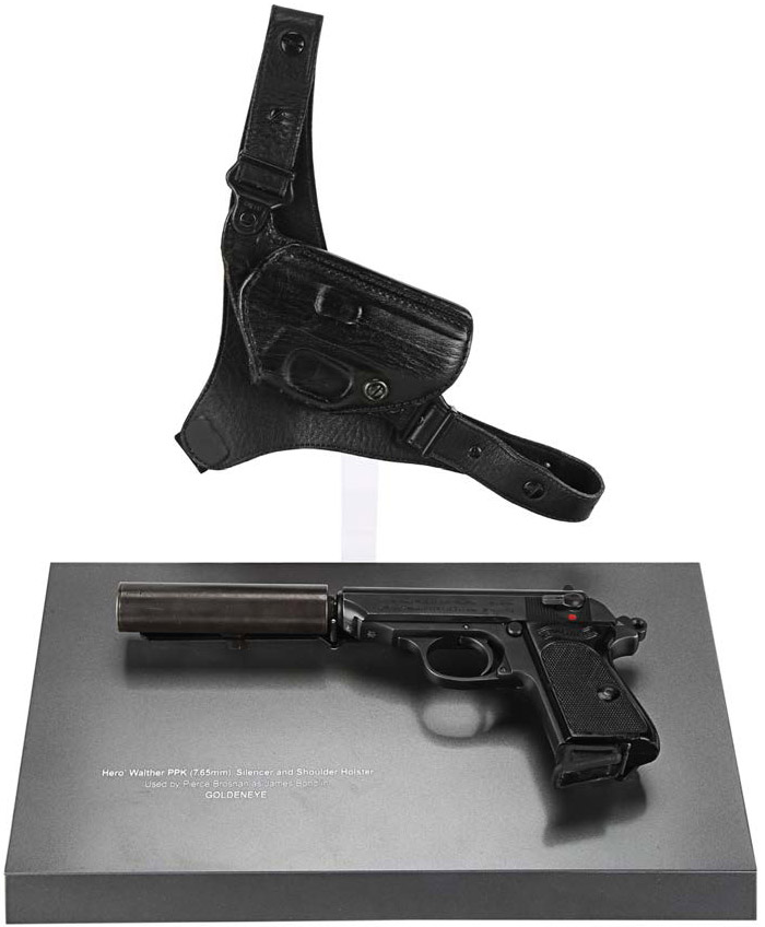walther ppk galco holster goldeneye james bond