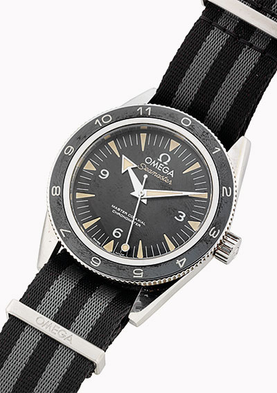 omega seamaster 300 auction spectre james bond christies