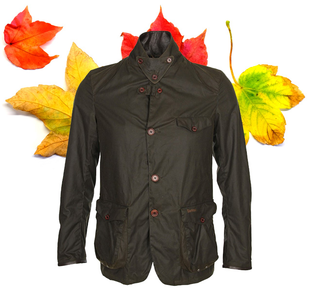 Barbour jacket James Bond Lifestyle