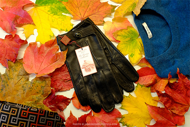 Dents Gloves James Bond Lifestyle