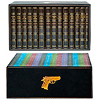 asprey ian fleming book set