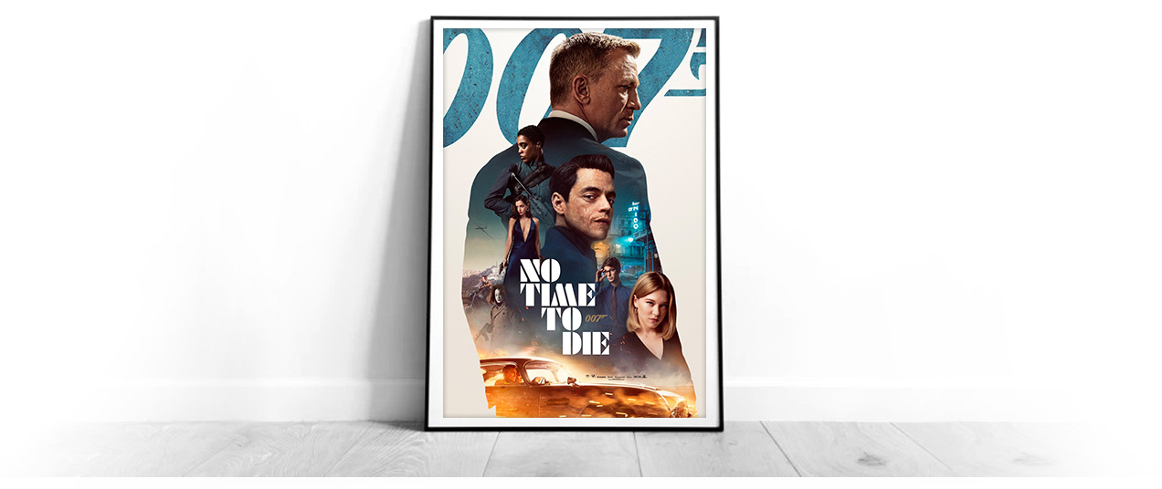 Bond 25 No Time To Die