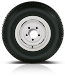 Land Rover wheel