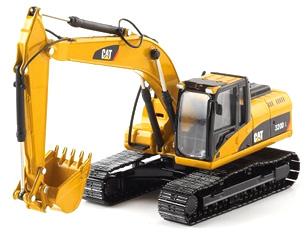 cat 320d l model