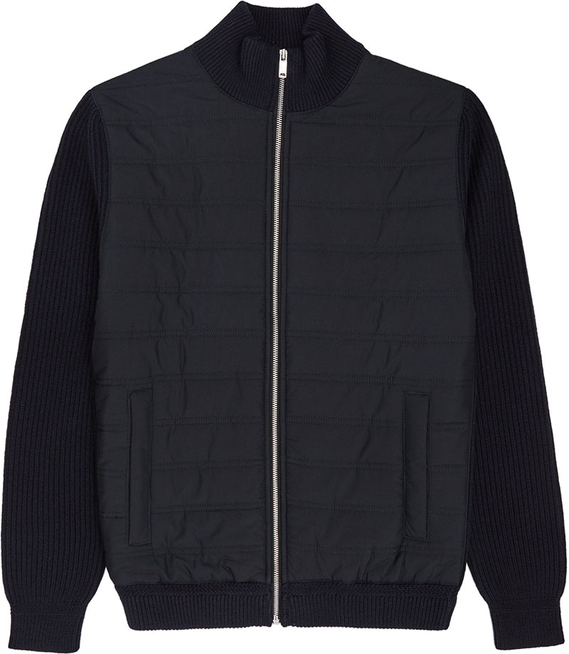 Reiss Quilted jacket