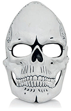 spectre skull mask james bond