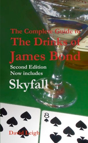 Complete Guide to James Bond drinks