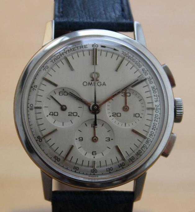 Vintage Omega Chronograph Caliber 321