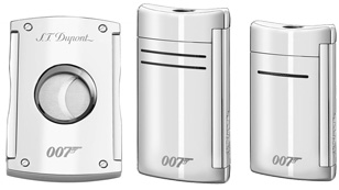 SPECTRE access collection lighter and cigar cutter