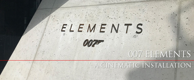 007 elements visit james bond solden spectre