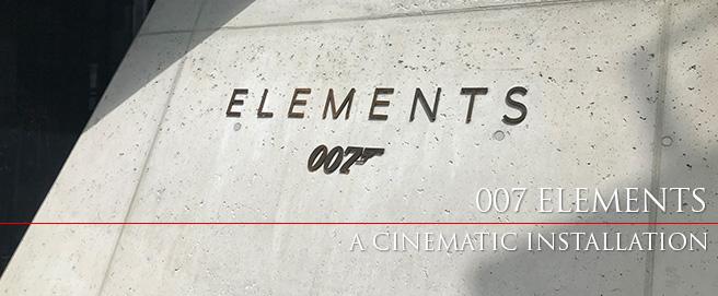 007 elements visit james bond solden spectre