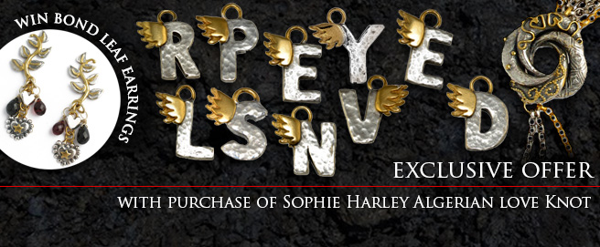 Sophie Harley exclusive love letters offer