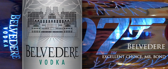 Belvedere Vodka Launch London
