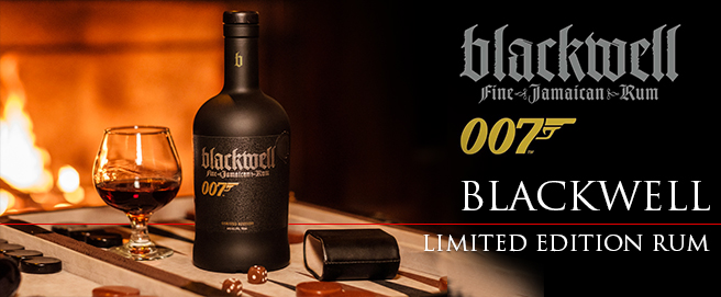 Blackwell Rum 007 Limited Edition HP