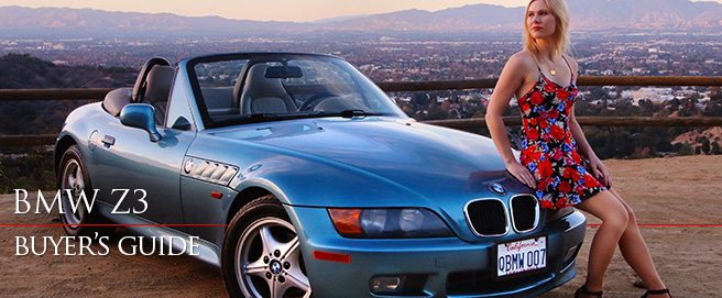 HP BMW Z3 Buyer's Guide