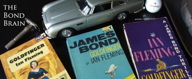 Read the new Bond Brain episode: Goldfinger