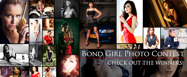 Bond Girl Photo Contest winners announced!