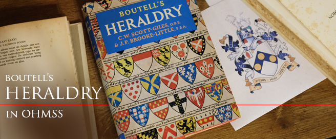 Boutell's Heraldry HP