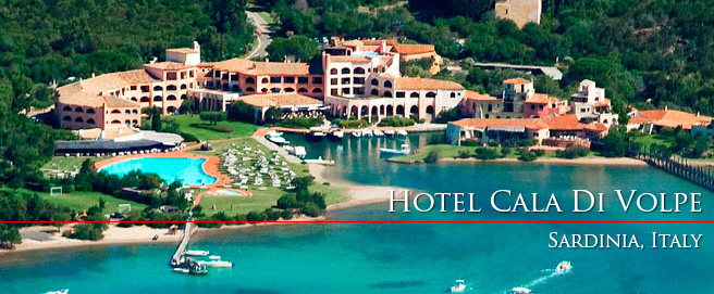 Hotel Cala Di Volpe in The Spy Who Loved Me