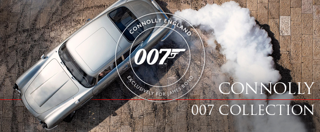 Connolly 007 Collection HP