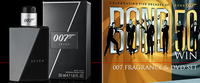 Contest 43: win Fragrance and DVD