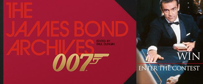 Bond Lifestyle Contest TASCHEN HP