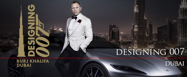 Designing 007 Dubai James Bond Lifestyle