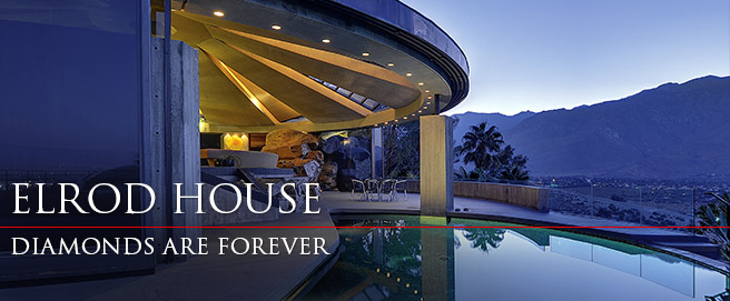 Elrod House Palm Springs Diamonds Are Forever HP